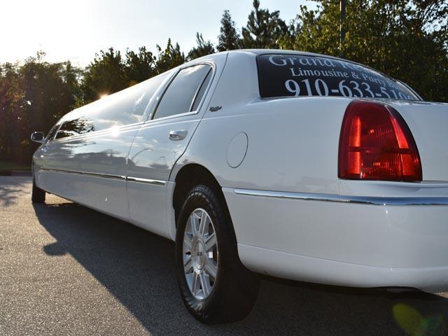 Limousine Company Raleigh NC