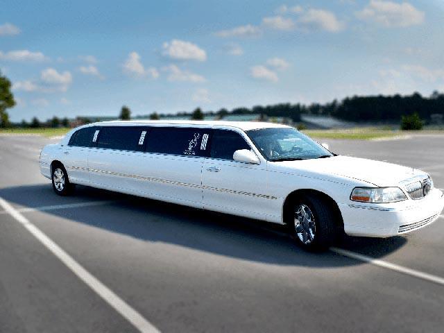 Limousine Rental Smithfield NC